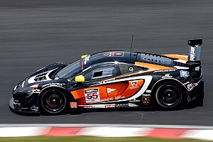 McLaren claim victory after dramatic opening day in Okayama