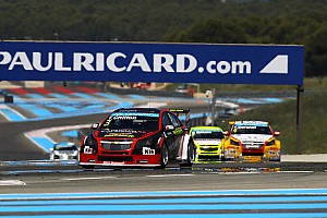 Three manufacturers looking to join WTCC