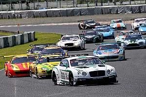 Another historic moment at Okayama as Bentley takes maiden victory
