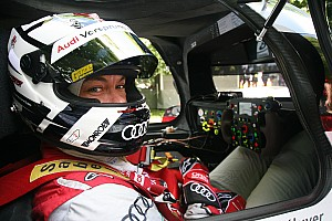 A word from... André Lotterer