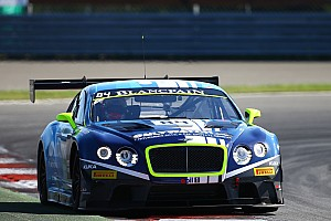 Bentley team HTP wins in Moscow