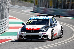Lopez tops final practice in Portugal