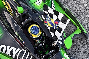 Bourdais dominates at Milwaukee