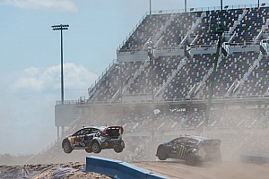 CAMS planning rival Oz Rallycross series