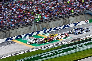 Could it be time for a repave at Kentucky Speedway?