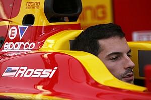 """Alexander Rossi: """"I can still fight Vandoorne"""""""
