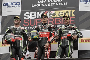 Davies on the double at Laguna Seca