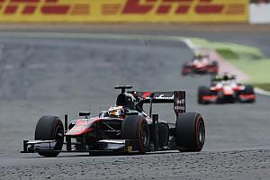 Hungaroring: GP2 prepared for the fifth round of the 2015 season