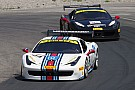 Ferrari Challenge Canadian Tire Motorsport Park weekend results