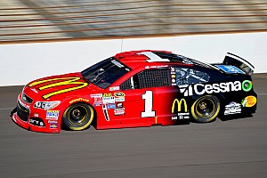 McMurray expects 'crazy restarts' at Indianapolis