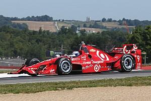 Scott Dixon tops practice at Mid-Ohio for Ganassi