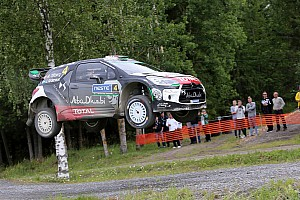 Another podium finish for Mads Østberg!