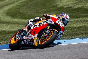 Marquez continues American domination celebrating Honda's 700th GP victory