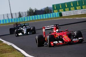 Wolff: Ferrari