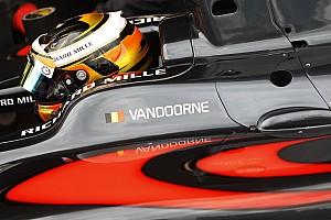 Spa GP2: Vandoorne sets practice pace on home soil