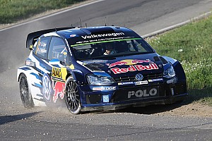 Rally Germany, Day 2: Ogier extends lead on the Panzerplatte