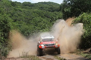 Withdrawal of Peru from the 2016 Dakar and cancelation of the 2015 Desafio Inca