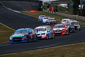 Lowndes, Prodrive bicker over Sydney clash