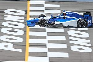 Tristan Vautier penalized for Rahal crash