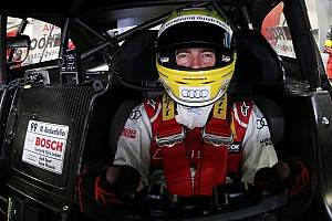 Moscow DTM: Rockenfeller gets pole for Sunday race