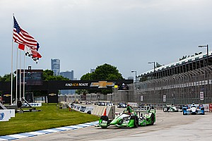 Chevrolet wins 2015 IndyCar Series Manufacturer Championship