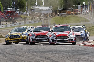 World RX prepares for iconic Loheac event in France