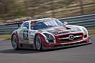 Renger van der Zande puts his Mercedes-Benz on pole for the 24H Barcelona Trofeu Fermi Vélez