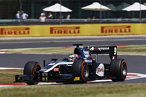 Monza GP2: Evans picks up a thrilling win
