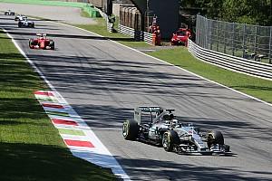 A bittersweet Italian GP for Mercedes