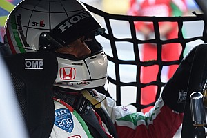 Gabriele Tarquini leads Honda 1-2 in first Motegi test session