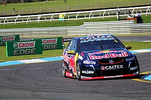 """Whincup: New car was a """"big risk"""""""