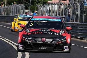 Michelisz claims first pole of the year for Honda in Japan