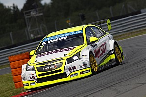 Valente promoted to race two pole following penalty for Chilton