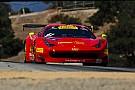 Ferrari first and second at Pirelli World Challenge finale