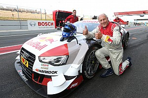 "Racing legend Stuck calls for ""100 hp more"" in DTM"