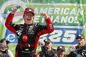 John Hunter Nemechek coasts to first NASCAR Truck win