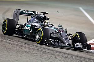 Analysis: Conspiracy or logic behind Mercedes stumble?