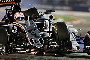 Sahara Force India scored six points in the Singapore GP