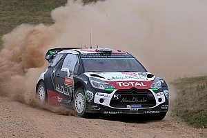 The Citroën DS 3 WRCS take on 10,000 turns!