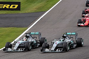 Hamilton downplays start move: