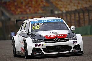 Shanghai WTCC: Muller takes fifth win as Lopez moves closer to the title