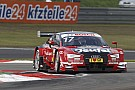 Nurburgring DTM: Molina takes Sunday pole for Audi