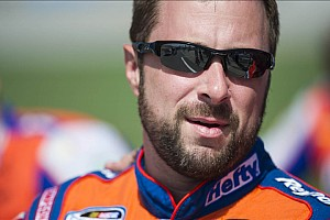 McClure suffers concussion in Kentucky crash