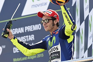 "Rossi: ""Lorenzo close to perfection, but I'm ready to fight"""