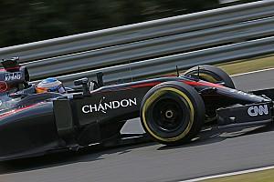 Chandon joins McLaren as a sponsor