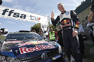 Rally France: Latvala wins, Evans holds off Mikkelsen for second