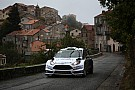 M-Sport World Rally Team's Evans claims career best in Corsica