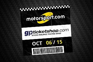 Motorsport.com and GPTicketShop.com Announce Global Partnership