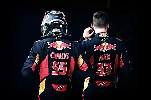 Квят стал учителем русского для пилотов Toro Rosso