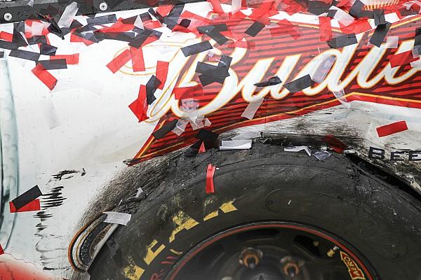 Wrecking is racing?